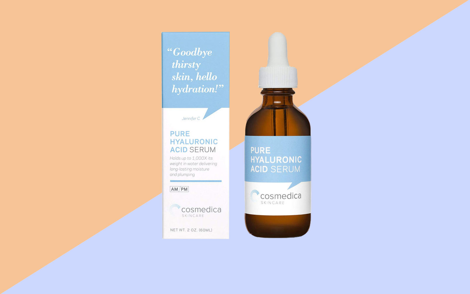 Cosmedica's Hyaluronic Acid Serum