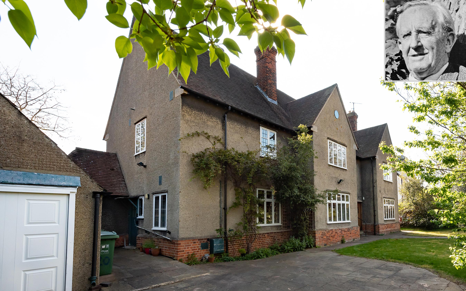 Long-time home of author J.R.R Tolkien