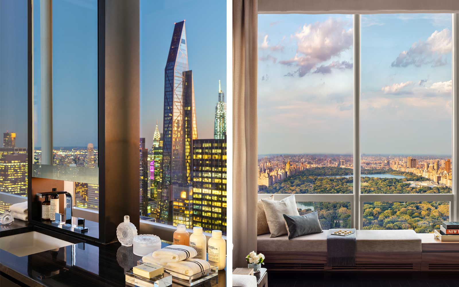 Park Hyatt New York Manhattan Sky Suite