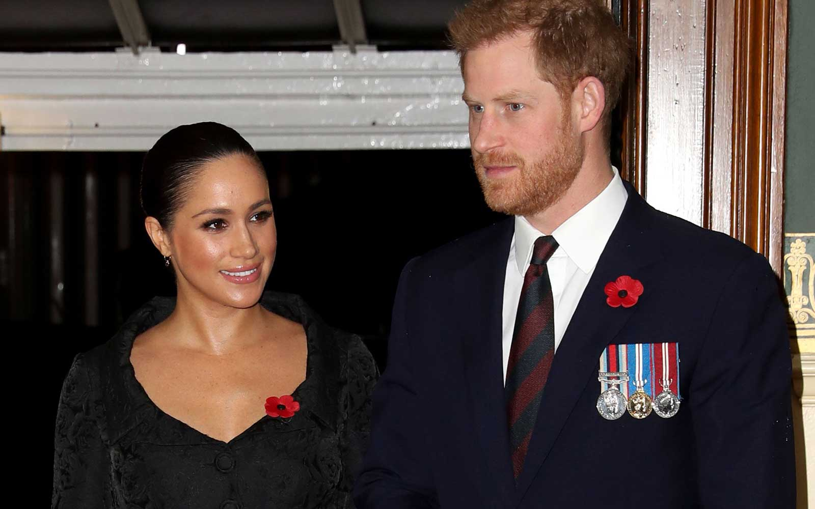 Prince Harry & Duchess Meghan of Sussex