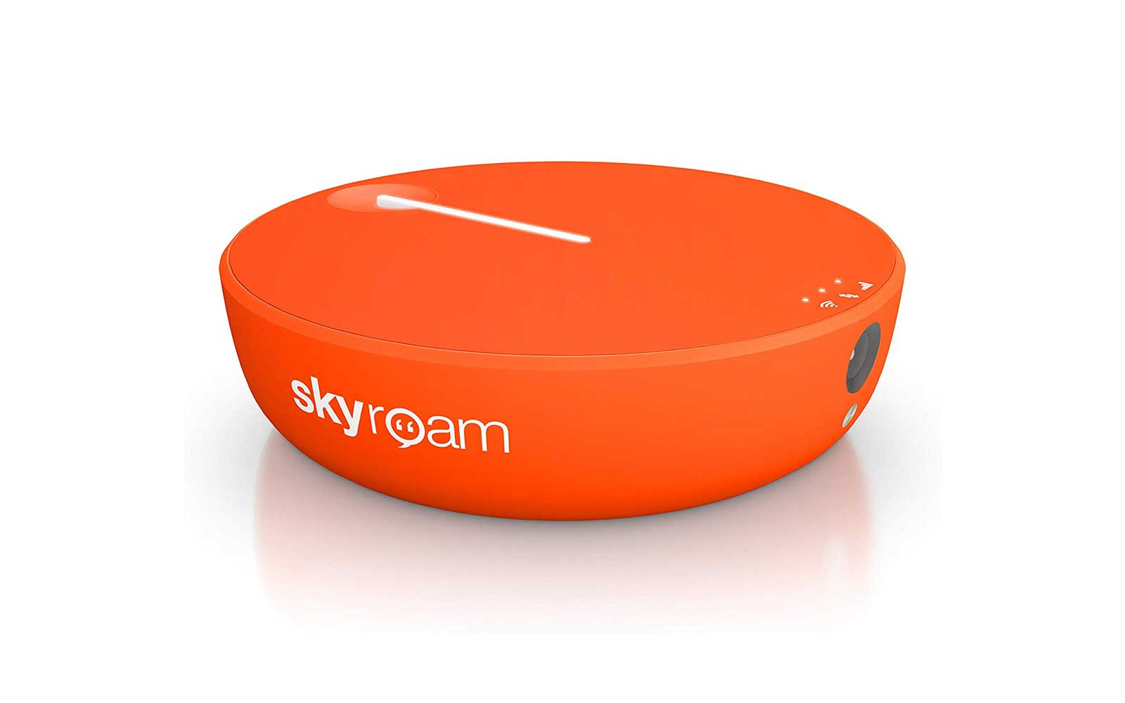 Skyroam Solis X: WiFi Smartspot | Mobile Hotspot | Power Bank | Global SIM-Free 4G LTE | Remote Camera