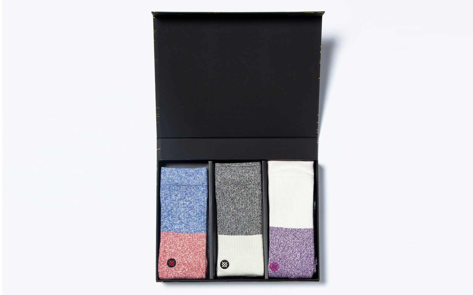Multi-colored Socks Gift Box