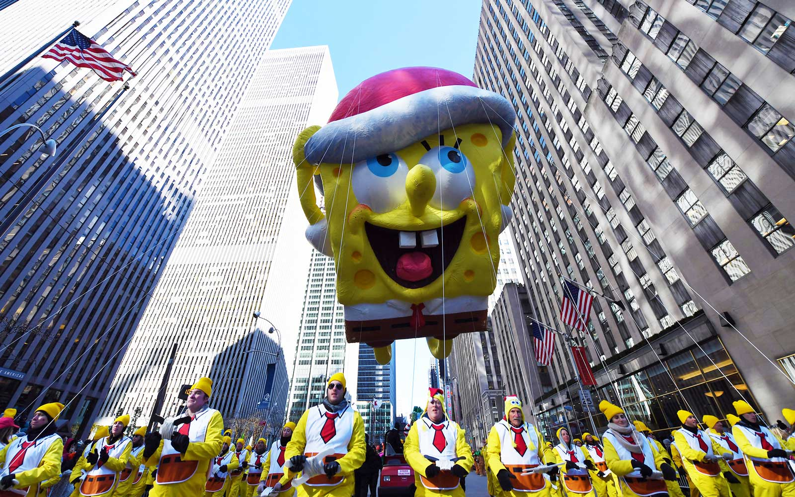 Thanksgiving Day Parade 2018