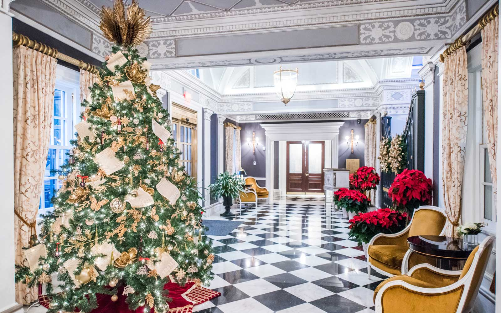 The Jefferson, D.C. Holiday Packages