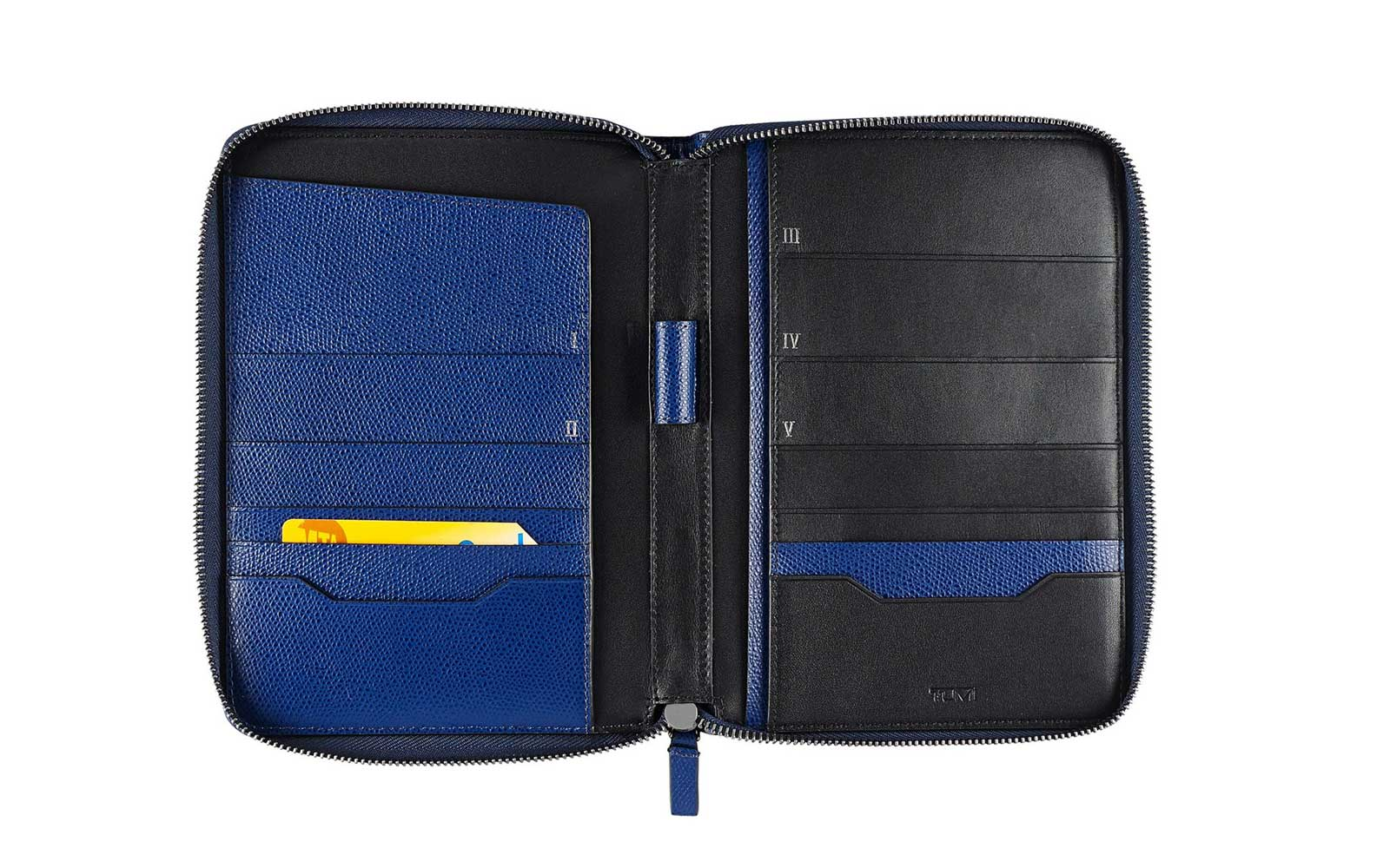 Tumi Leather Passport Holder