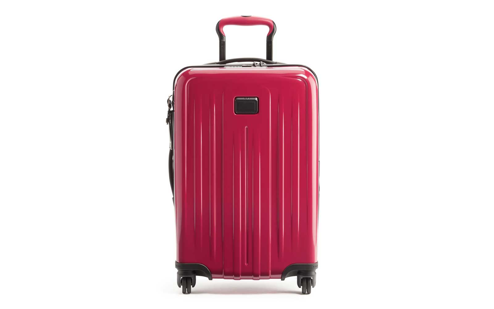 Tumi Pink Carry-on Suitcase