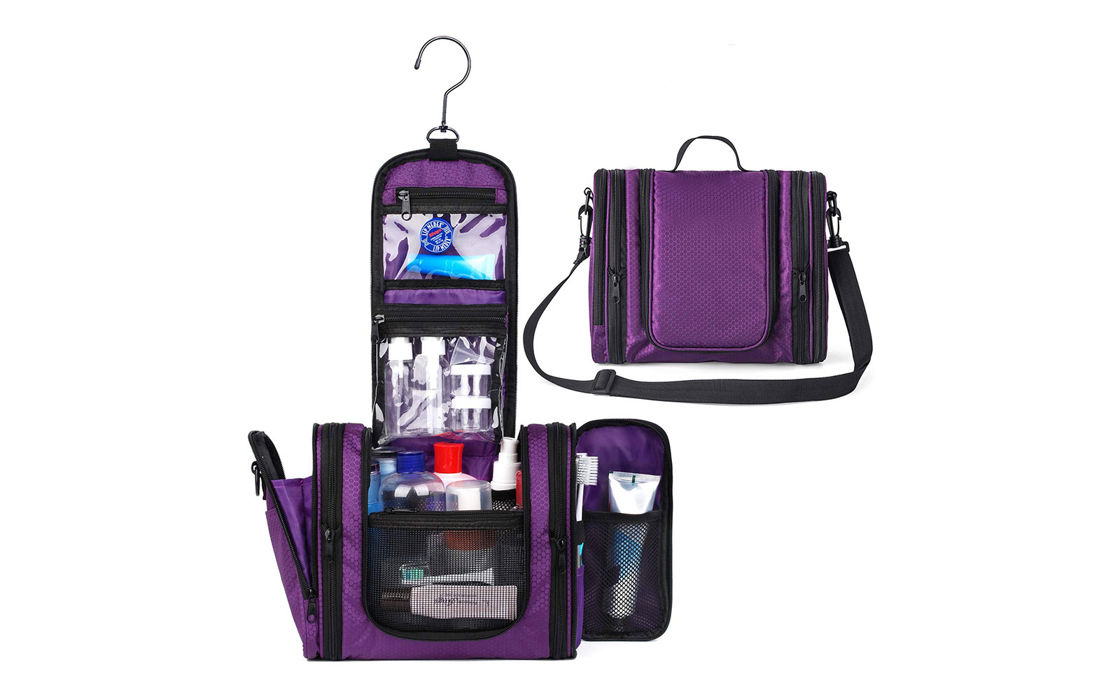 WANDF Expandable Toiletry Bag