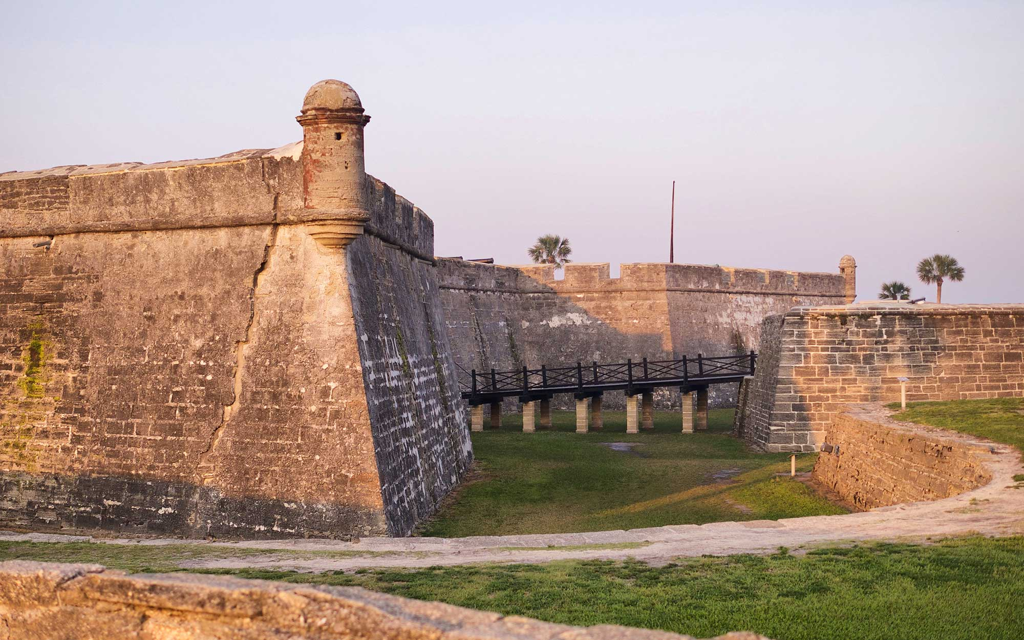 Castillo de San Marcos National Monument (Florida)