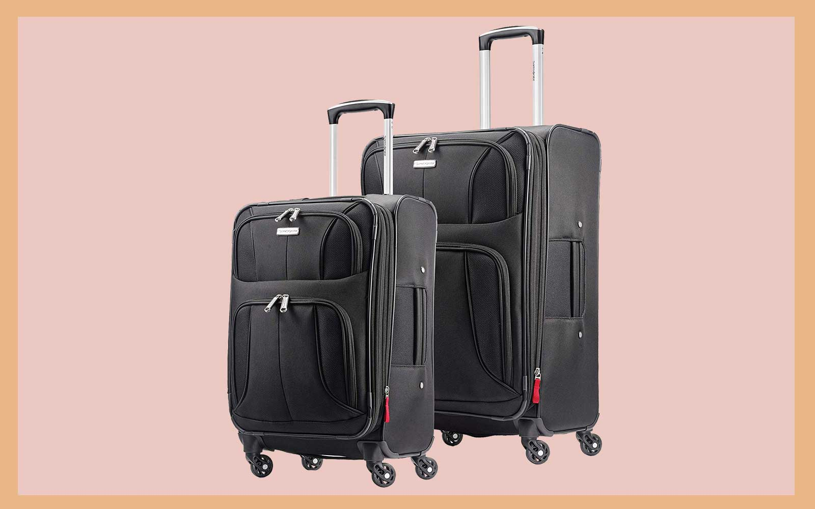 Black Samsonite Luggage Set