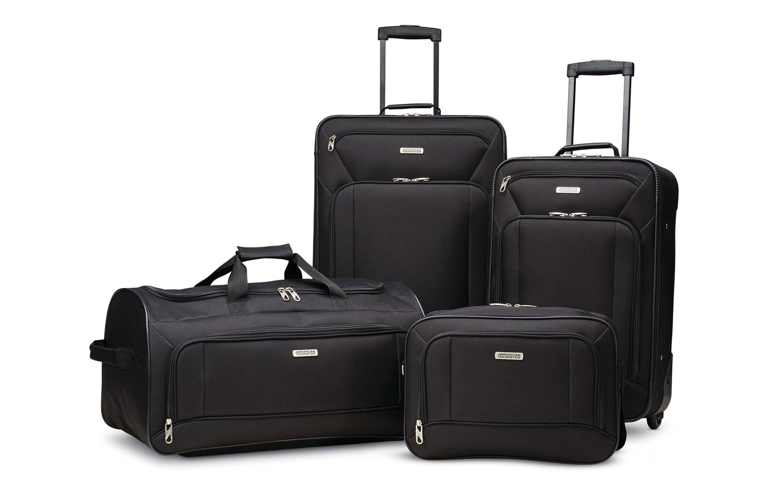 American Tourister Four-Piece Luggage Set