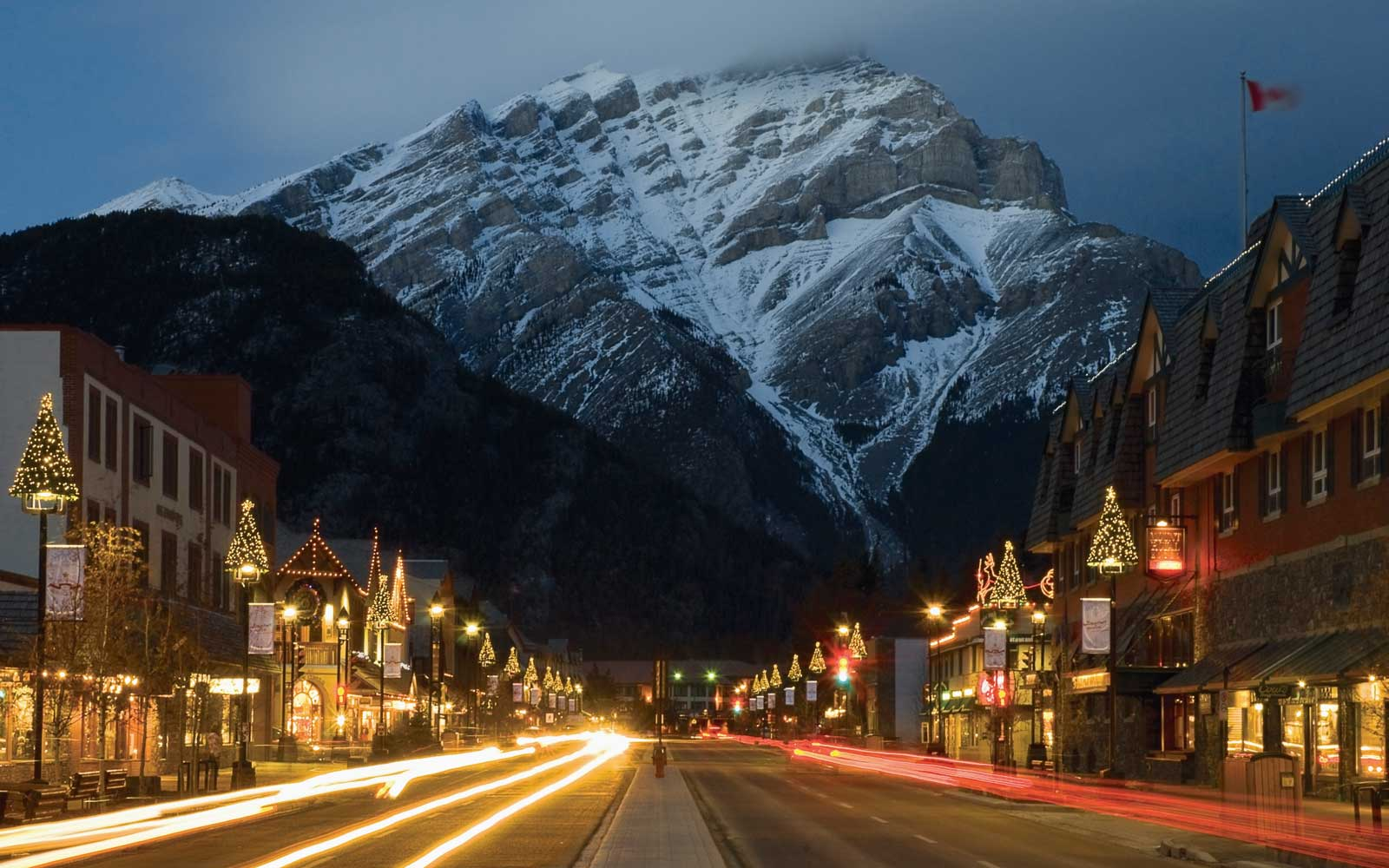 Canadian Rockies Winter Adventure: Canada