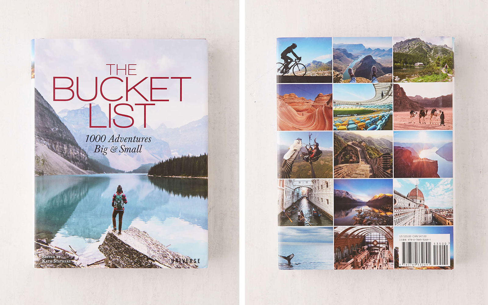 14. 'The Bucket List' Photo Book