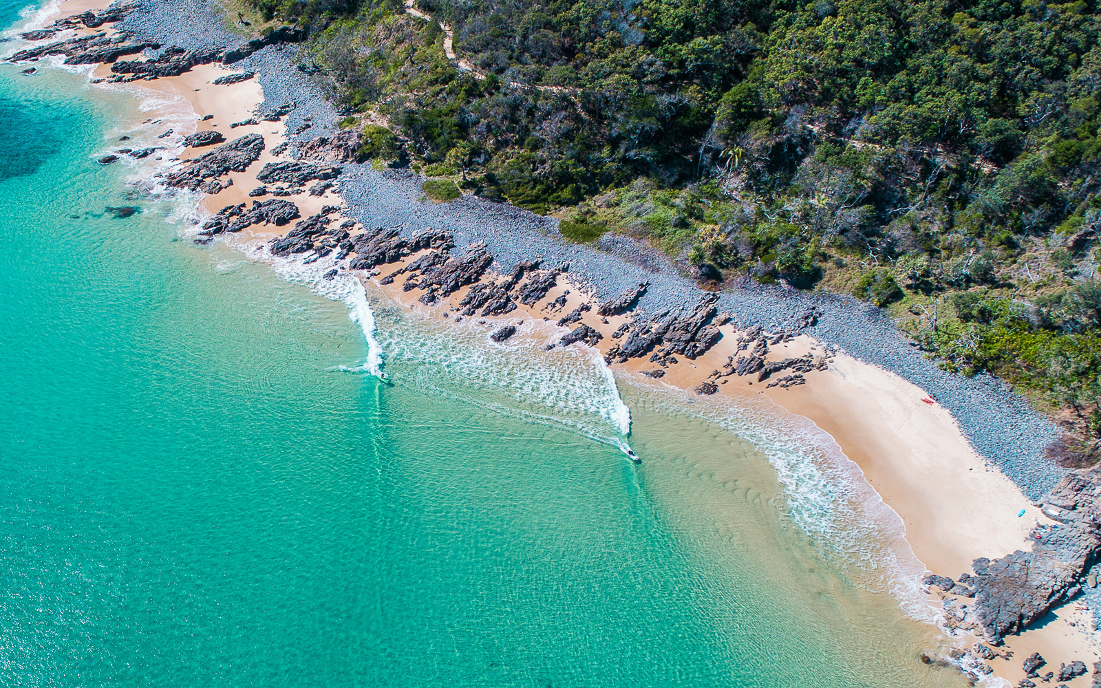 Granite Bay, Noosa National Park
