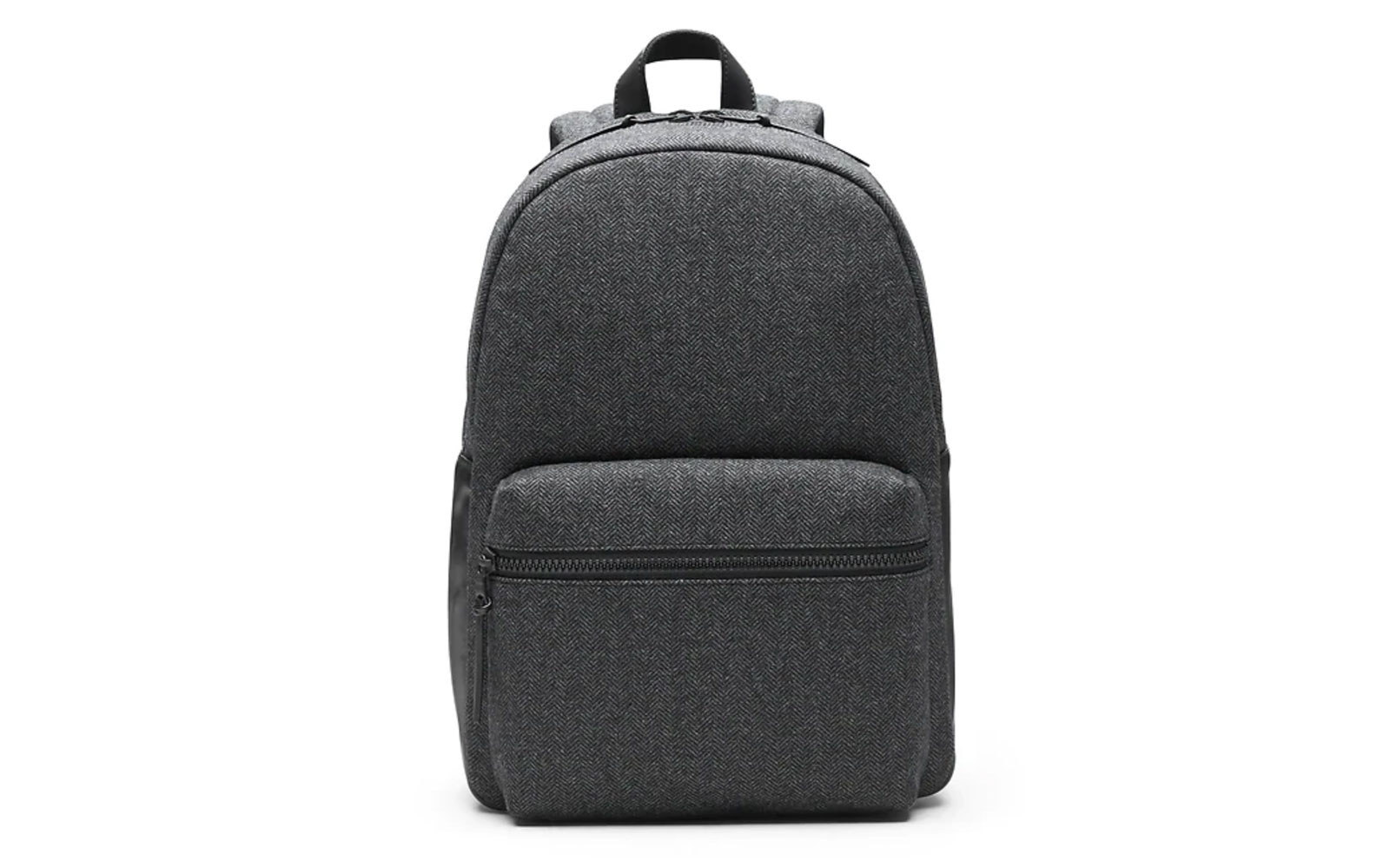Herringbone Backpack