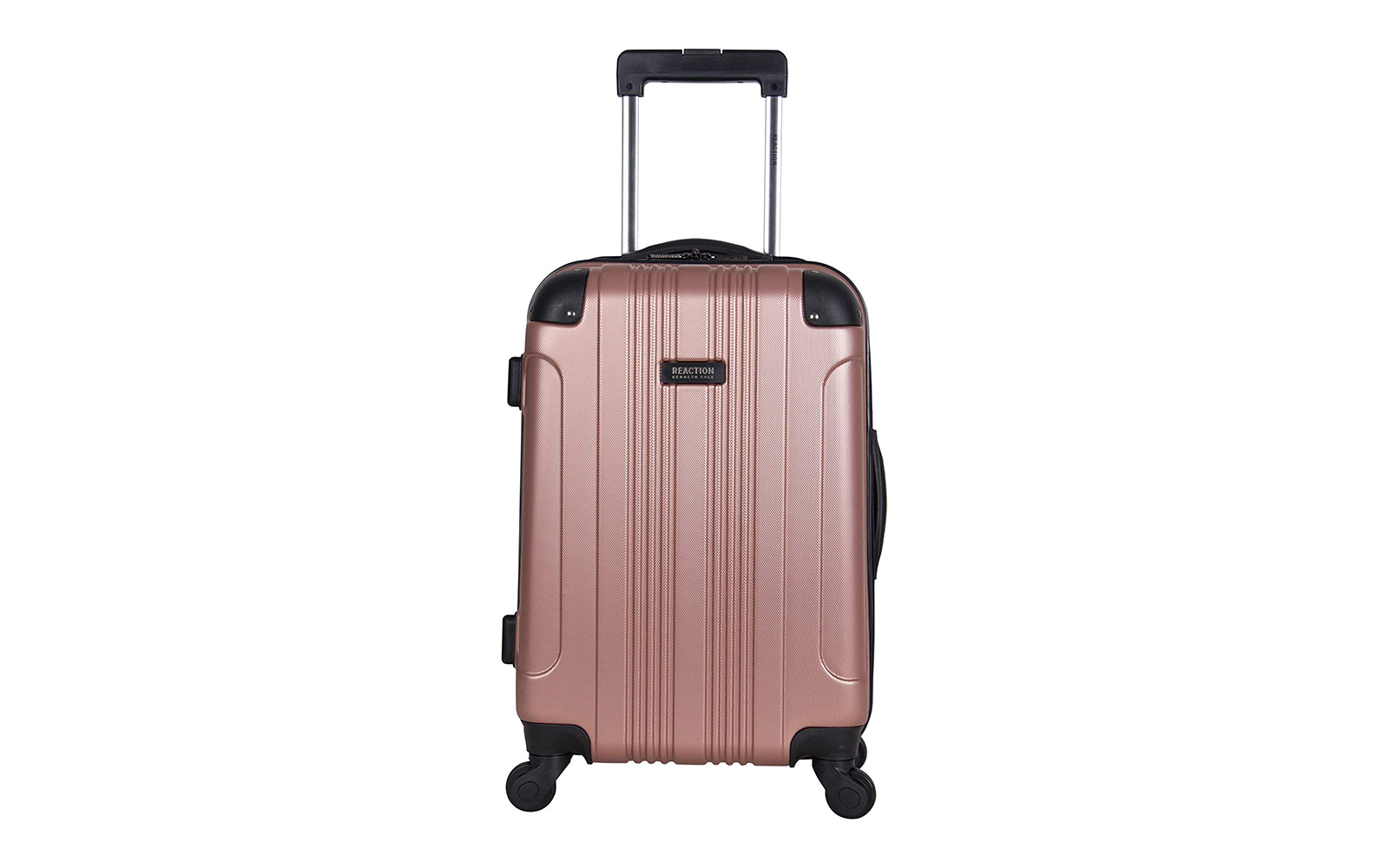 Kenneth Cole Reaction Out Of Bounds 20-Inch Carry-On Lightweight Durable Hardshell 4-Wheel Spinner