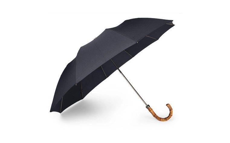London Undercover Umbrella Maple Wood-handle
