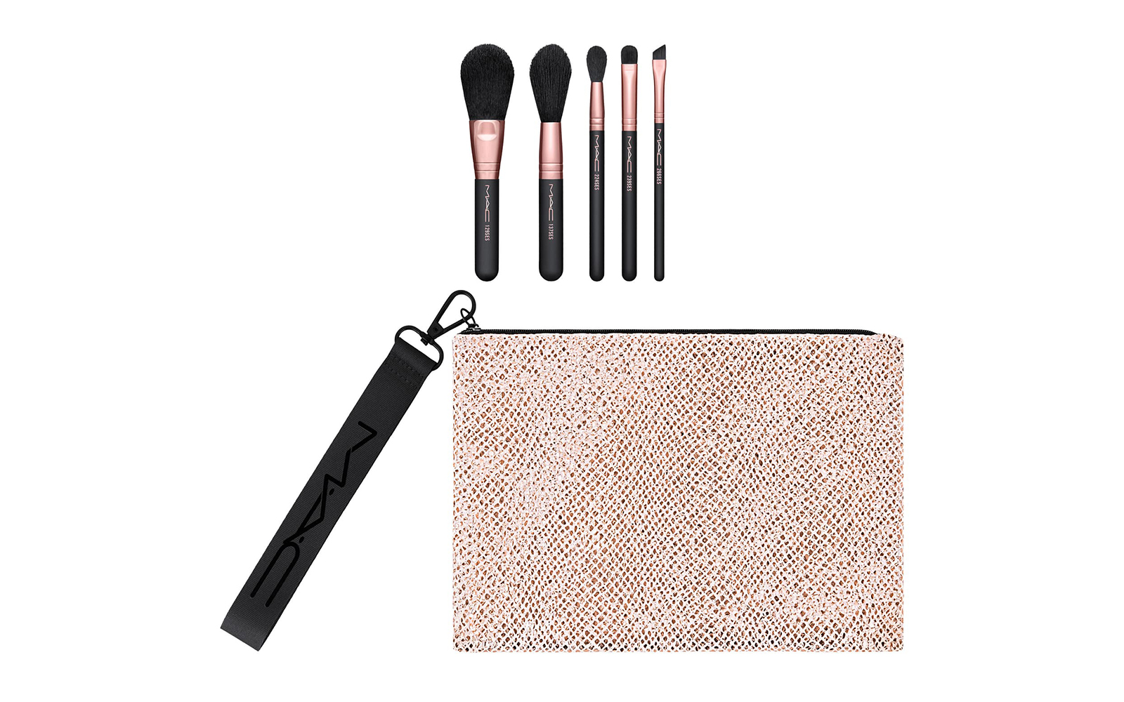 MAC Up Close and Personal Travel Size Brush Set
