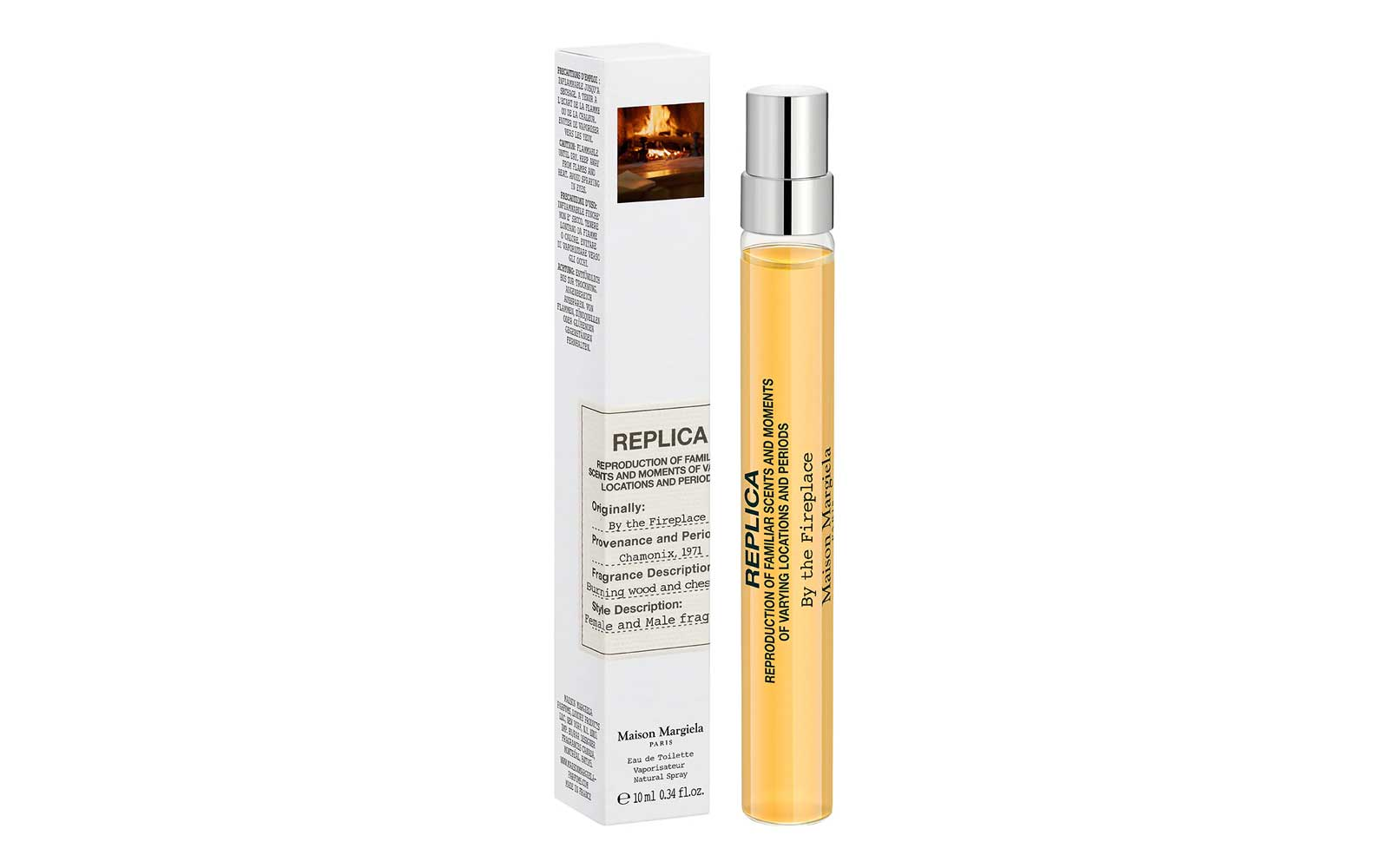 Maison Margiela Replica Fragrance Travel Bottle