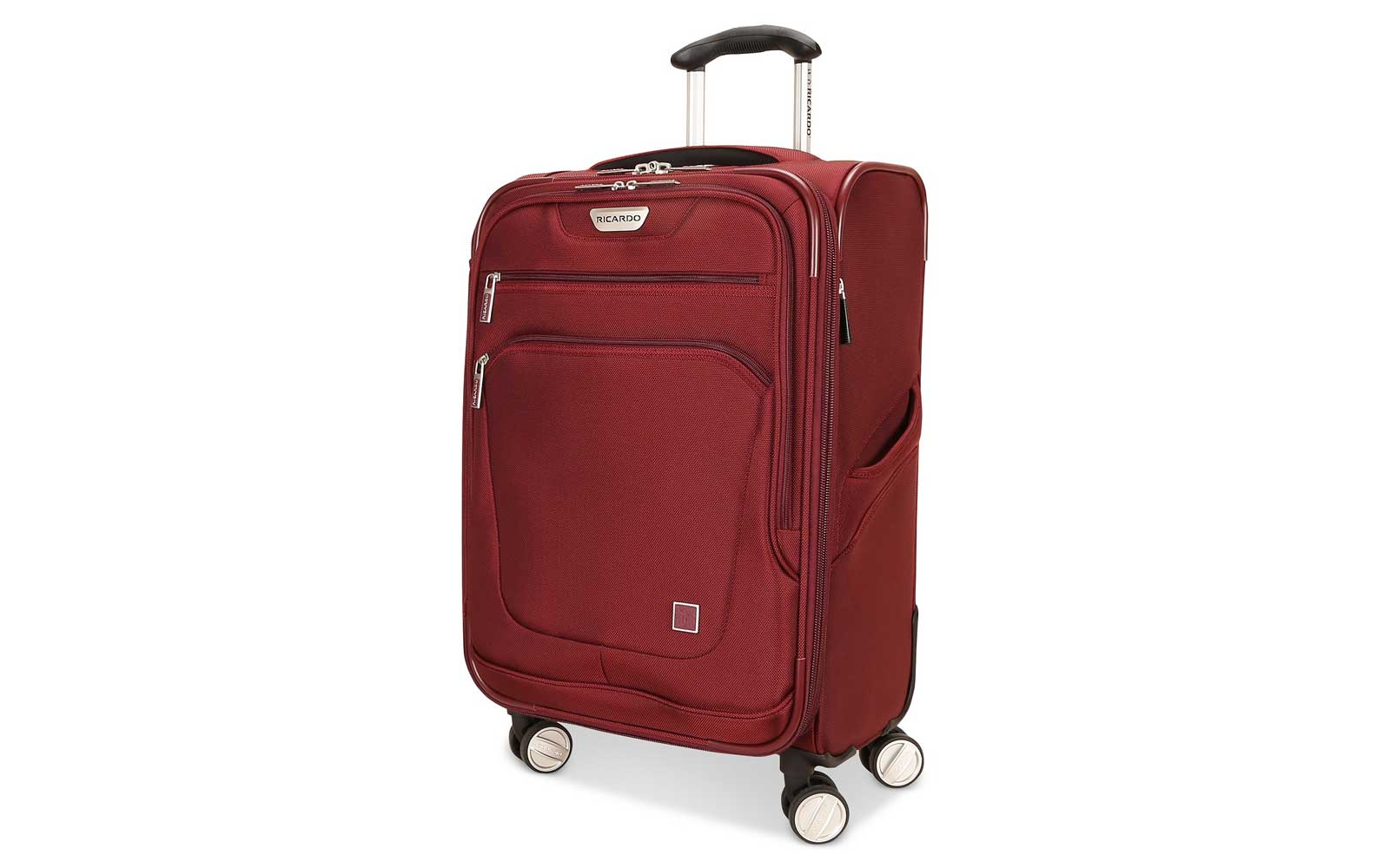 Ricardo Palm Springs 21  Expandable Carry-On Spinner Suitcase