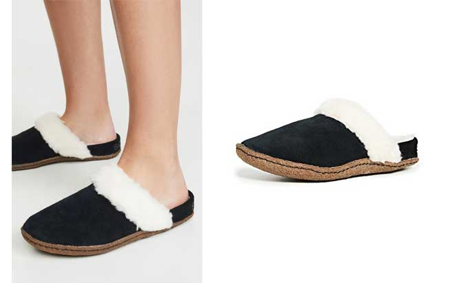 Sorel Nakiska Slides II Slipper