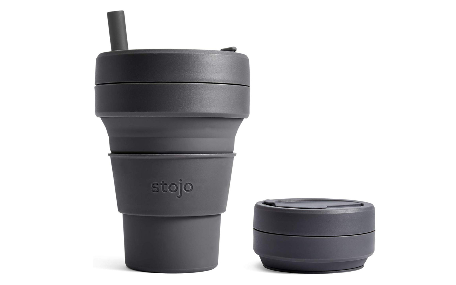 Amazon Stojo Collapsible Coffee Cup