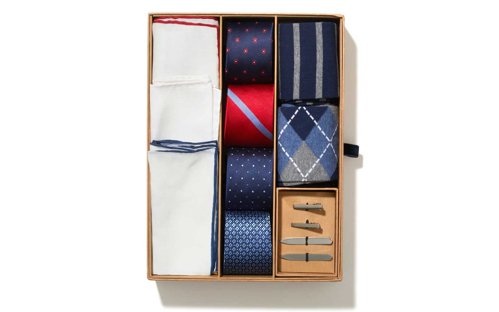 Tie Bar Gift Box