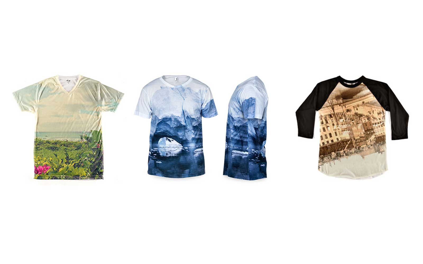 T-shirts, Jakprints
