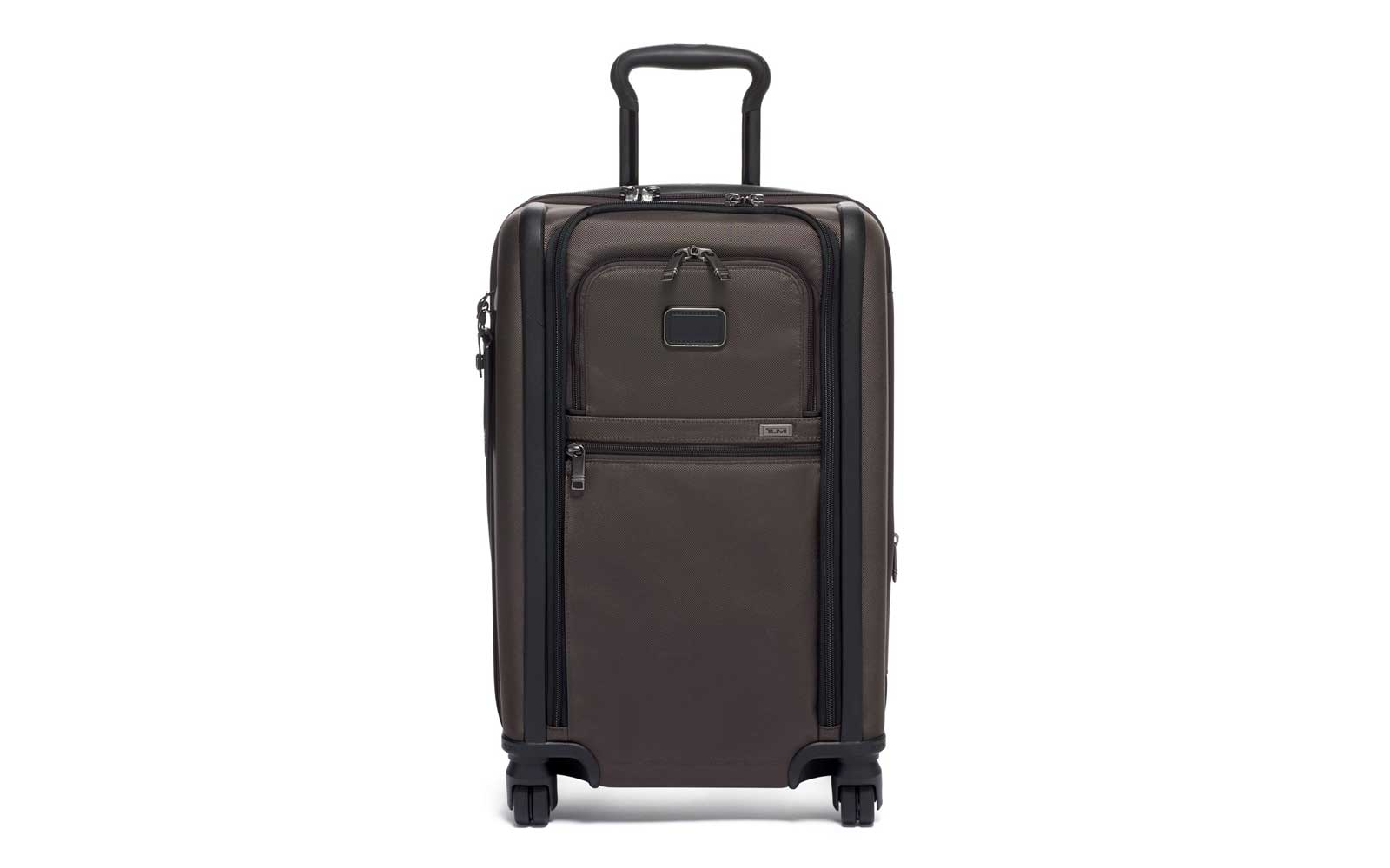 Tumi Brown Carry-on Suitcase