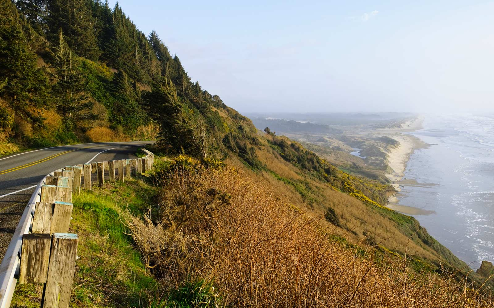 Highway 101, Oregon