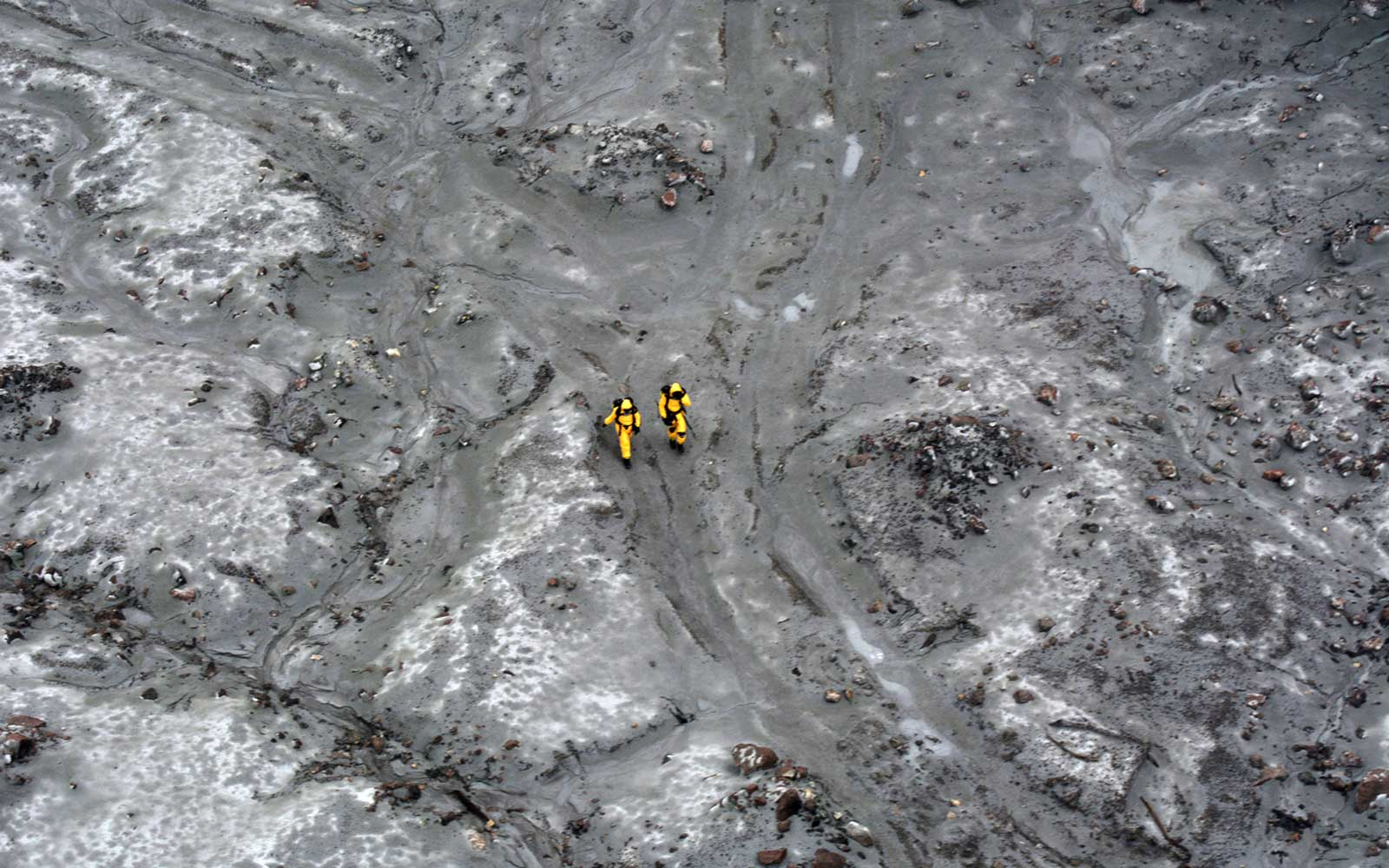 White Island, New Zealand Volcano Eruption Search for Bodies