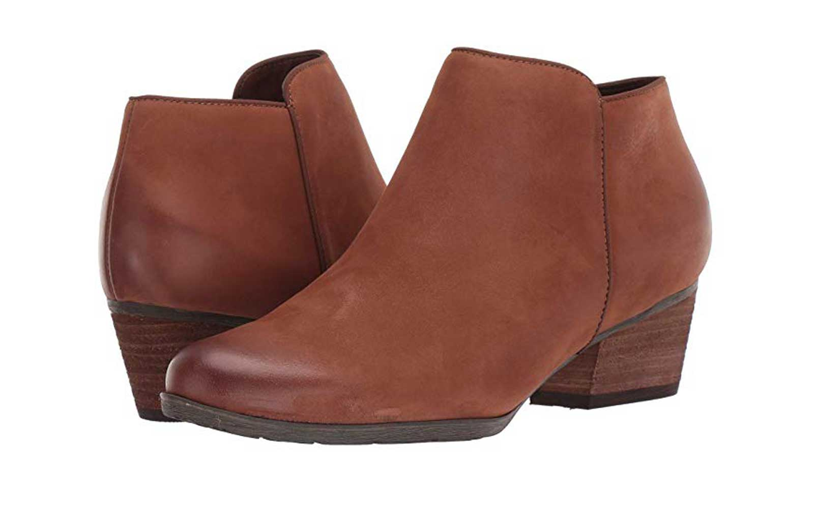 Women's Brown Booties