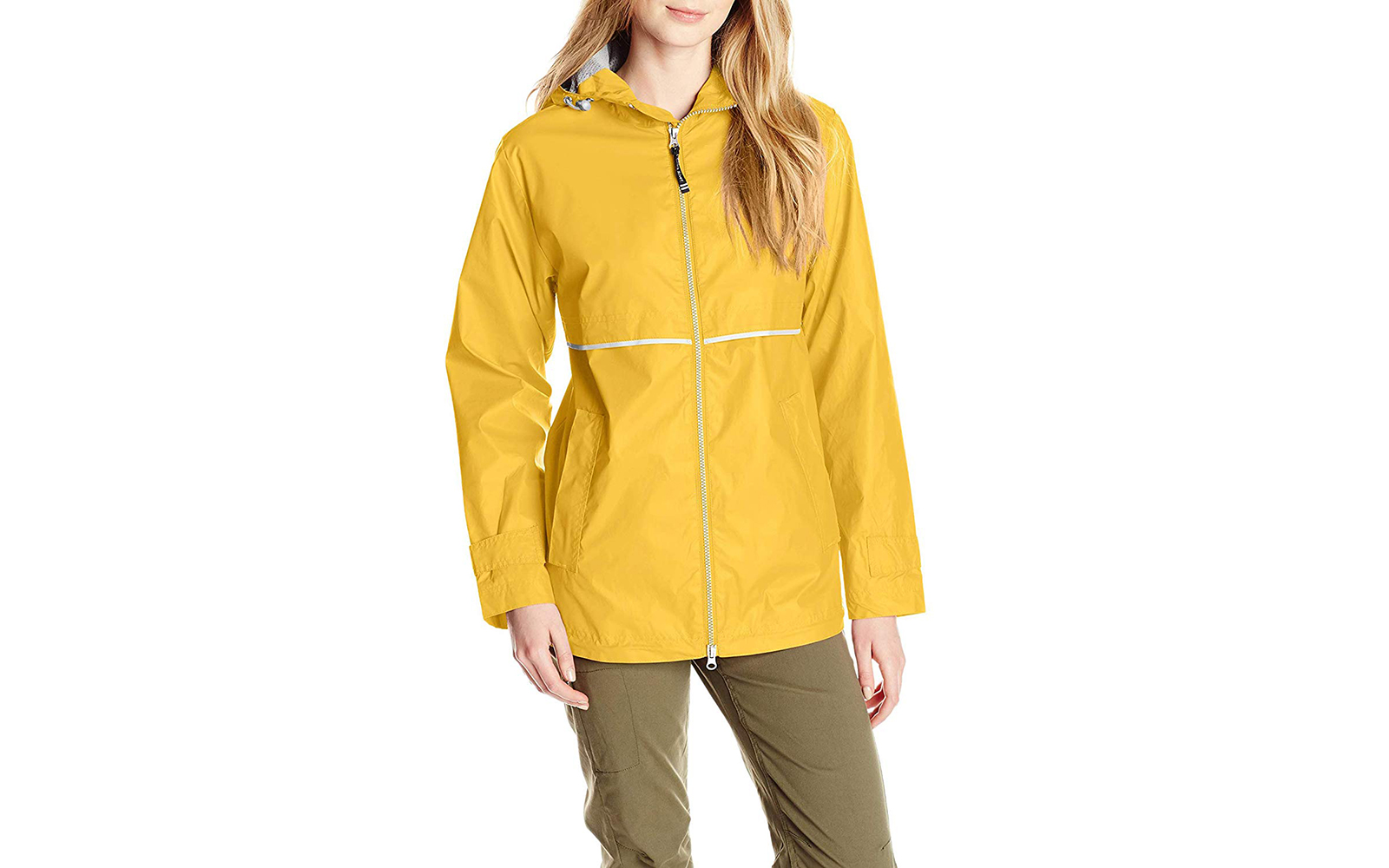 Charles River Apparel New Englander Waterproof Rain Jacket