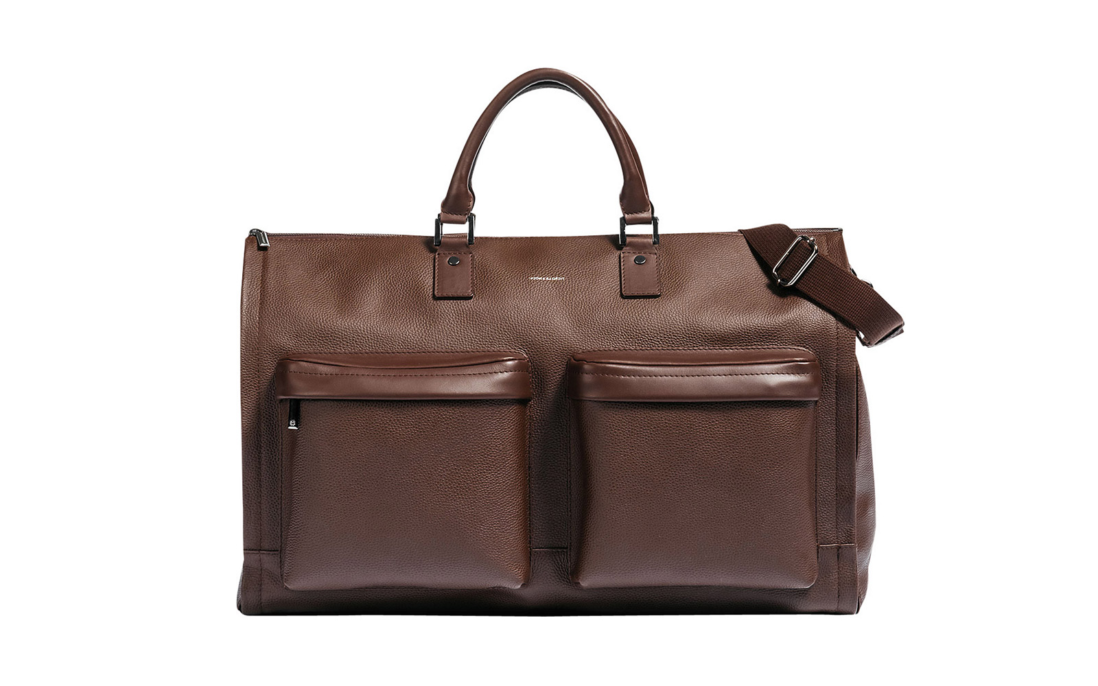 Best Leather Carry-on: Hook & Albert Gen. 2 Garment Weekender Bag