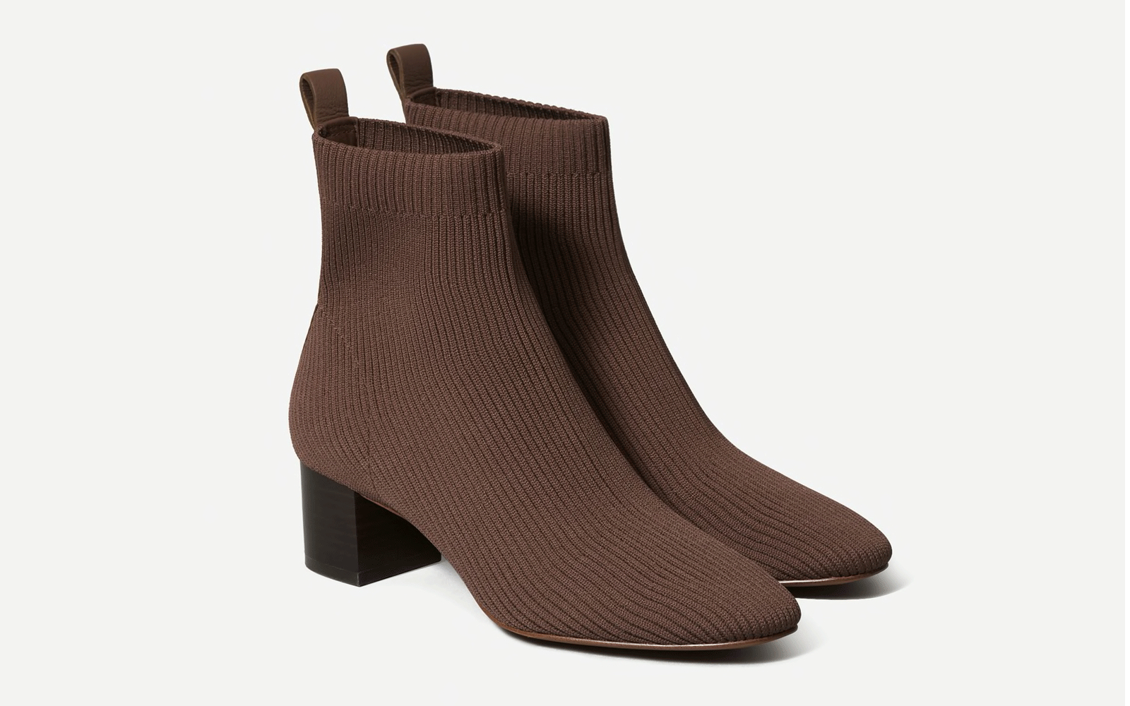 Women's Brown Ankle Booties