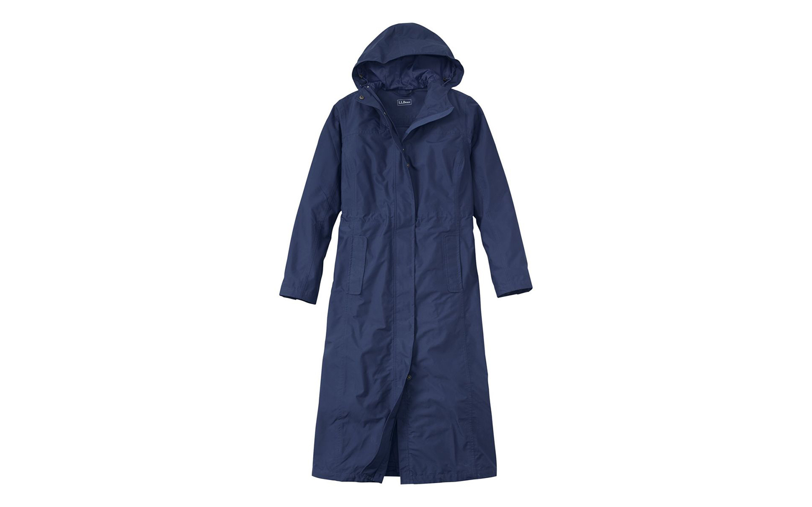 L.L.Bean H2OFF Long Raincoat