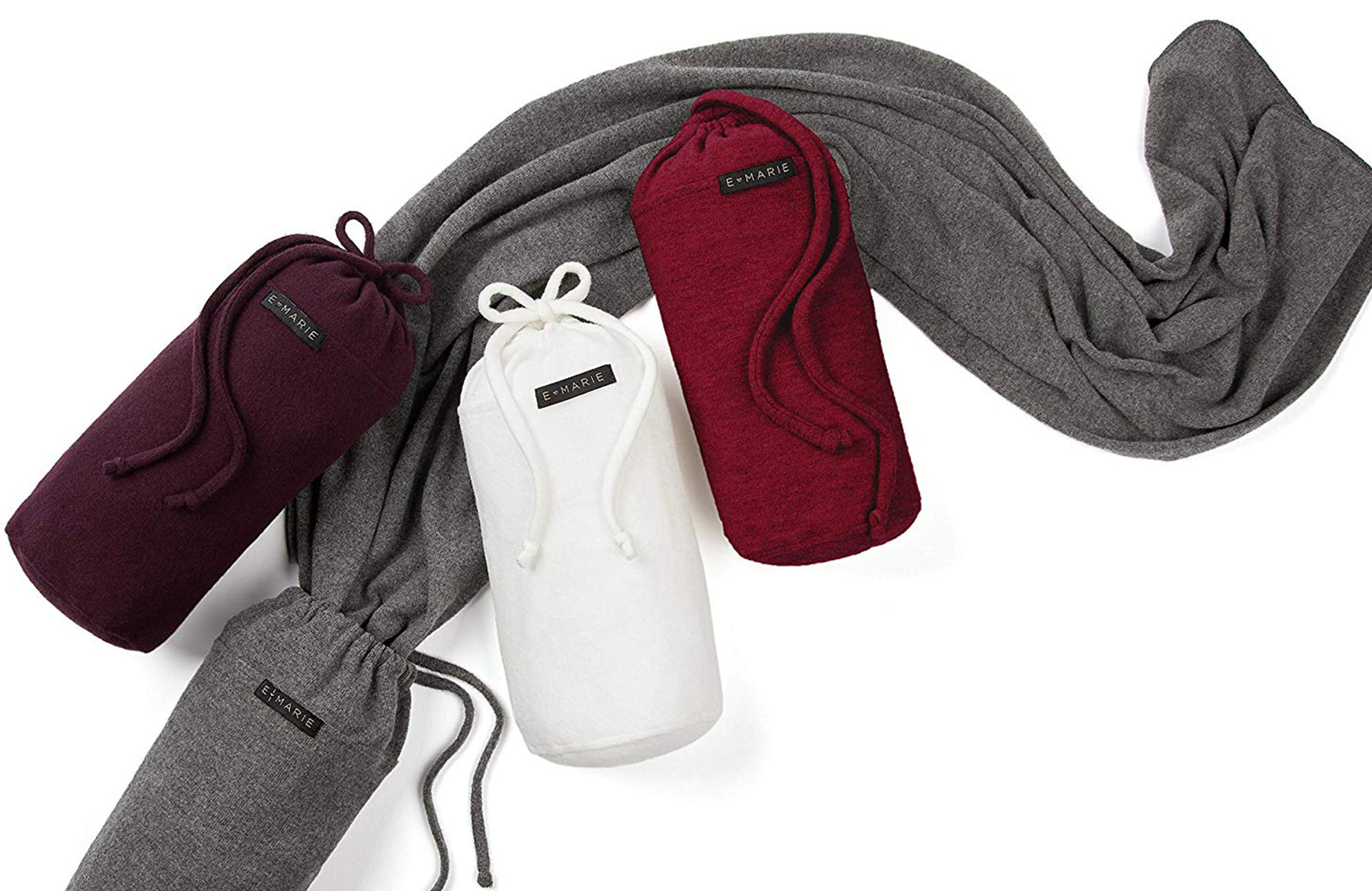 E Marie The Everything Travel Blanket