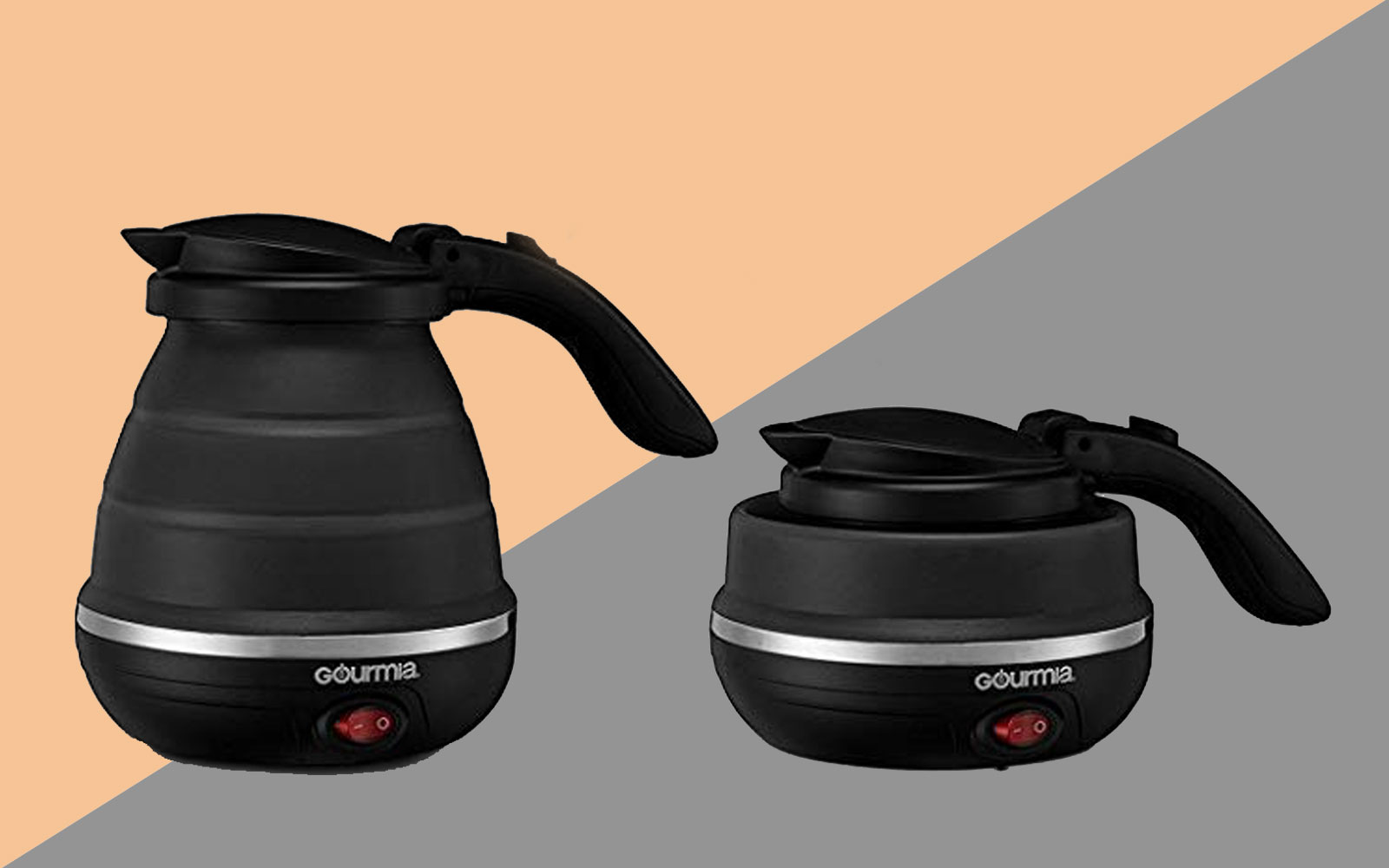 Packable Collapsible Electric Kettle