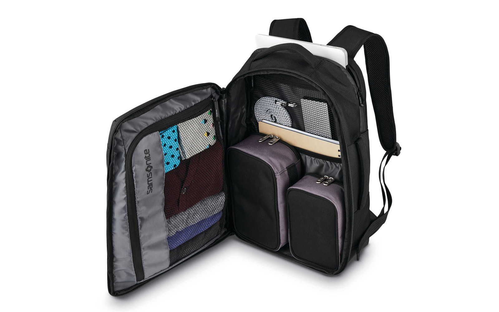 samsonite travel backpack