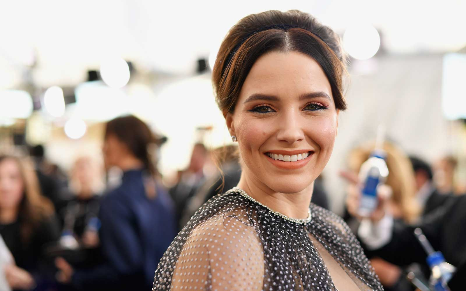 Sophia Bush attends the 25th Annual Screen Actors Guild Awards at The Shrine Auditorium on January 27, 2019 in Los Angeles, California