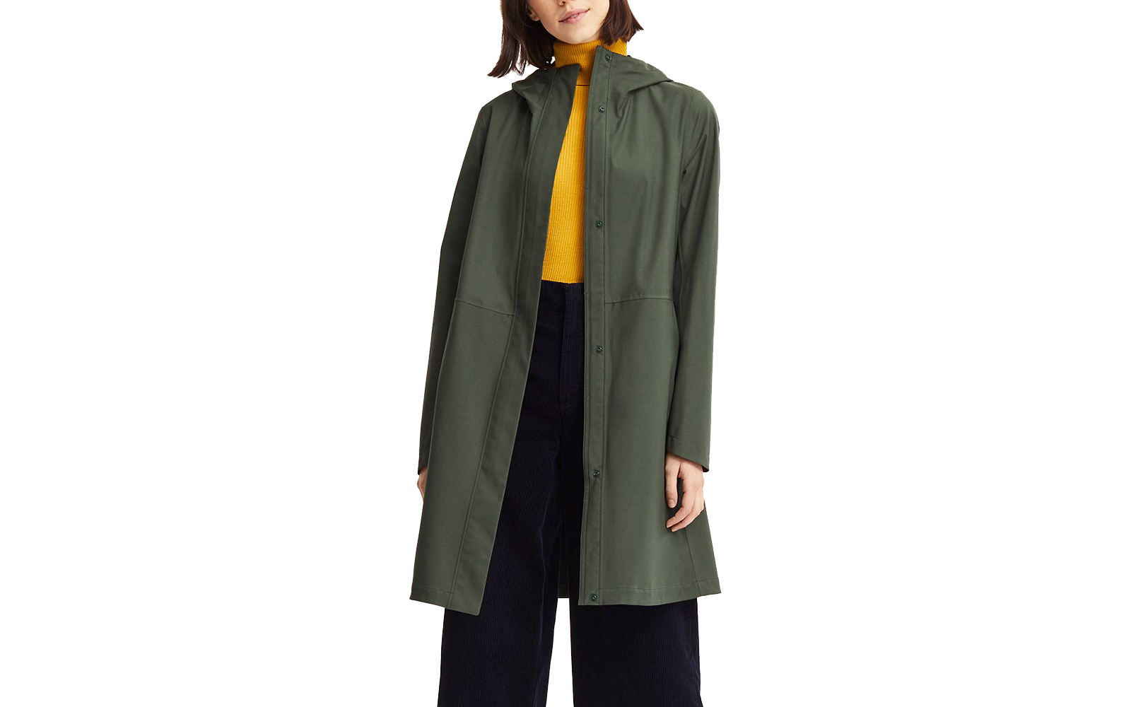 Uniqlo Blocktech Coat