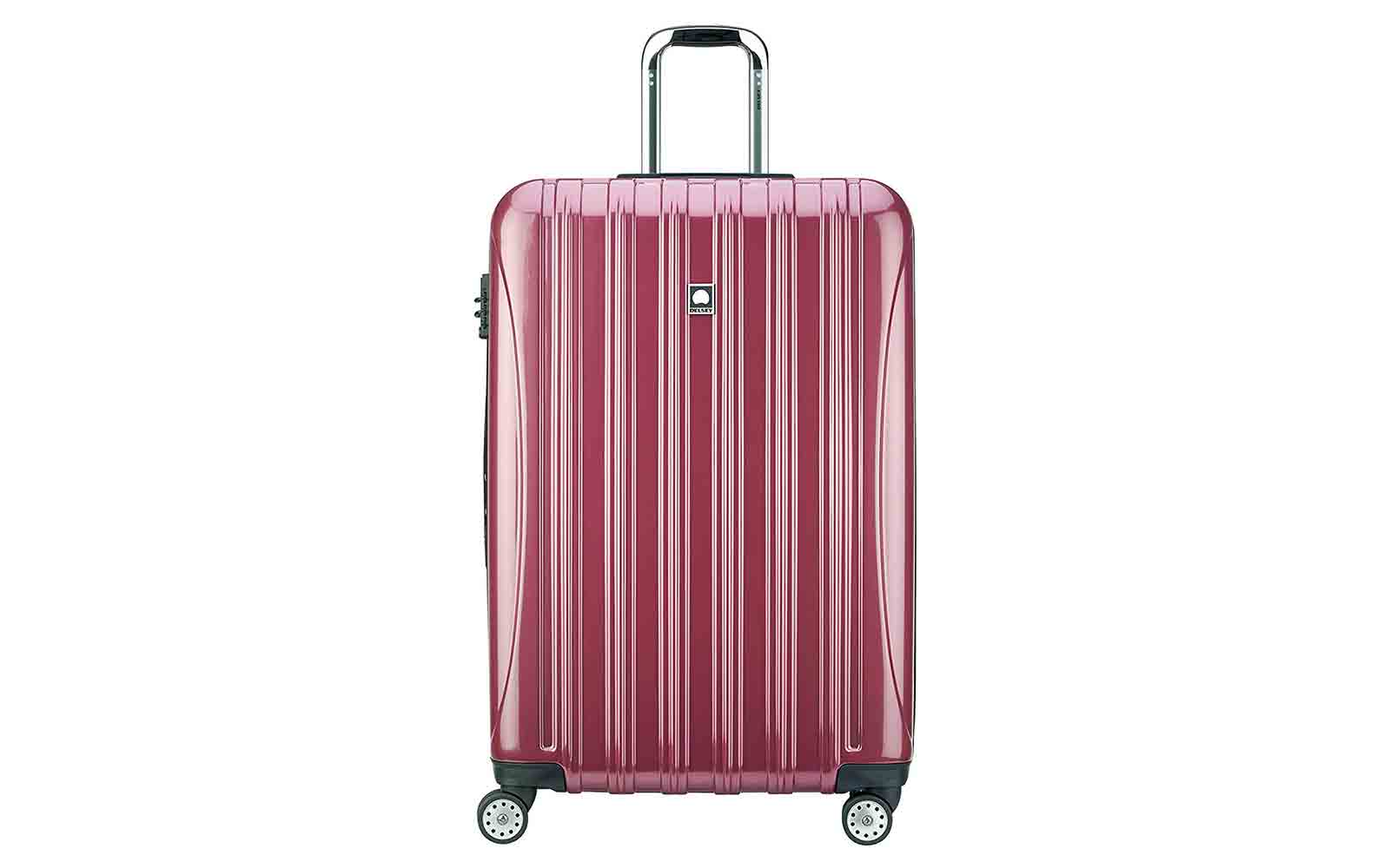 DELSEY Paris Checked-Large Peony Pink