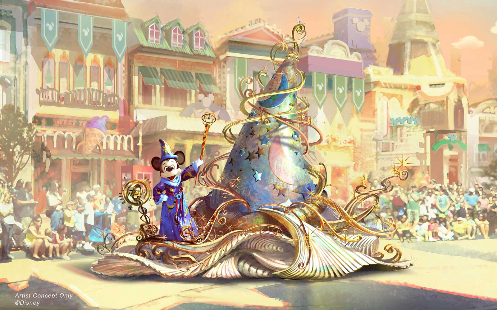 Disneyland's Newest Parade Premieres This Week — These Are the Characters You Can Expect to See