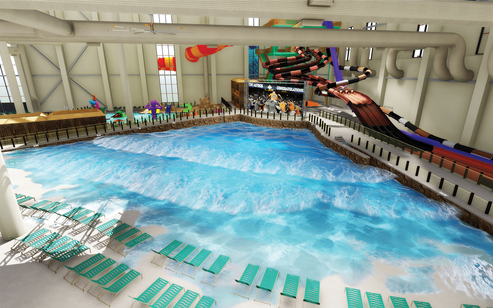 Texas Will Soon Be Home to America's Largest Indoor Water Park