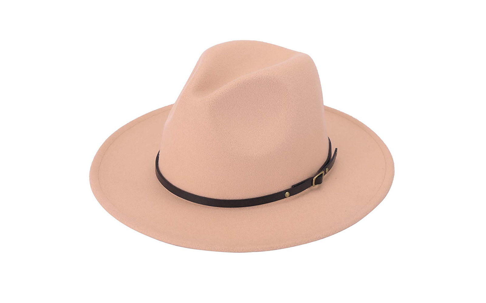 Lanzom Women Lady Retro Wide Brim Floppy Panama Hat