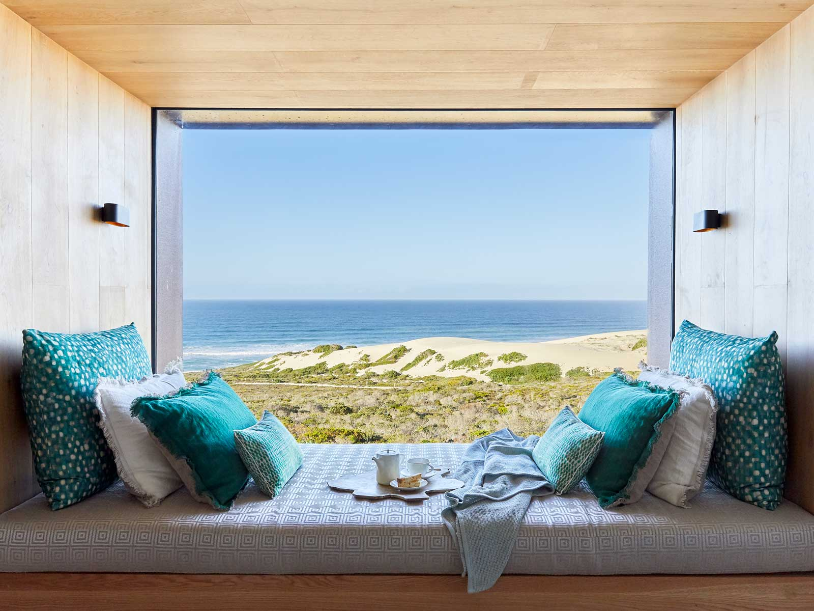 Morukuru Beach Lodge, DeHoop Nature Reserve, South Africa