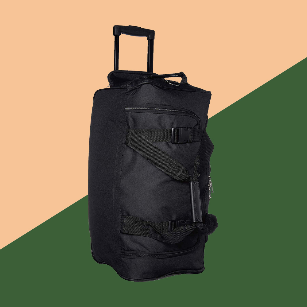Rockland Luggage's Rolling Duffel Bag