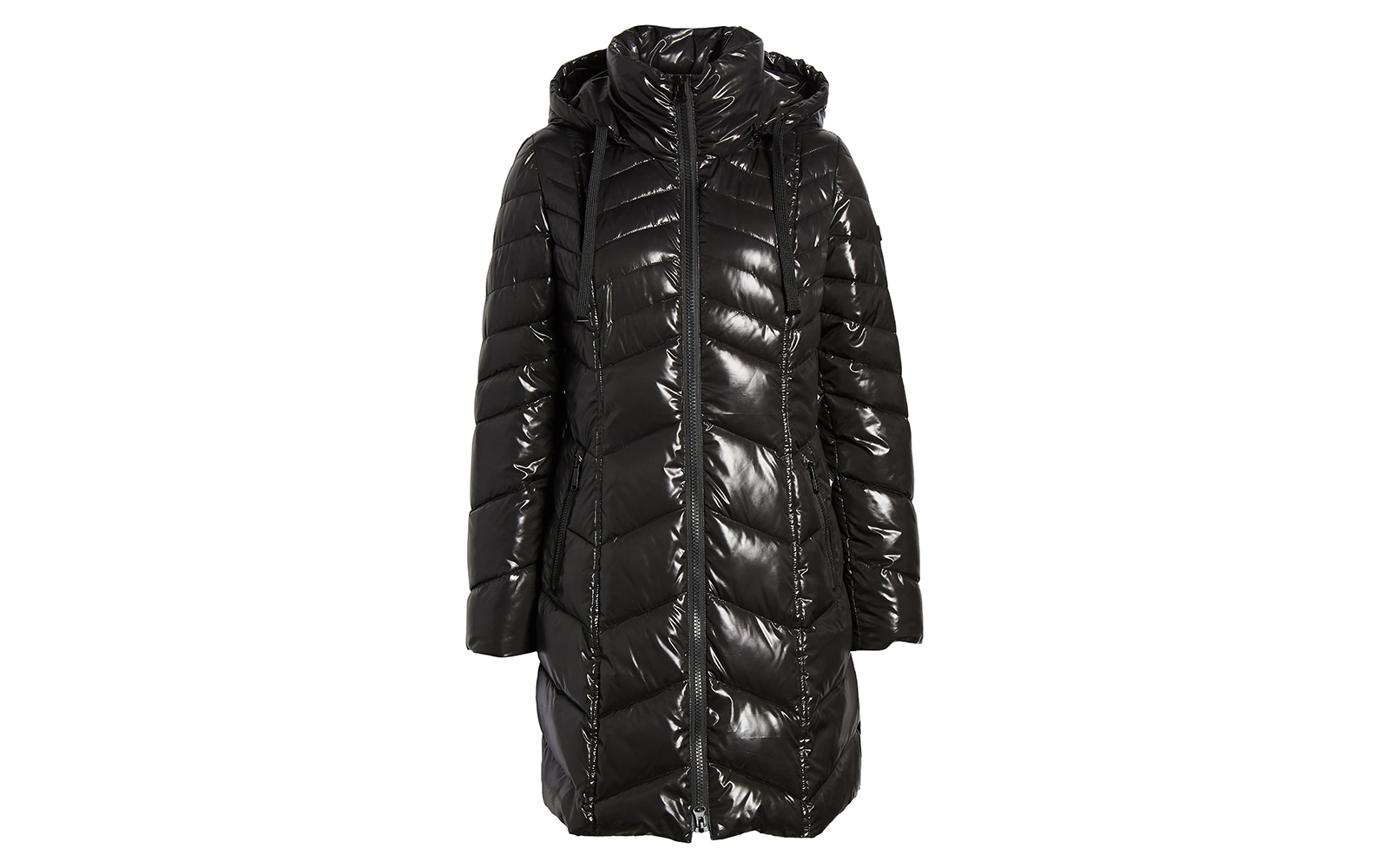 Sam Edelman Hooded Puffer Jacket