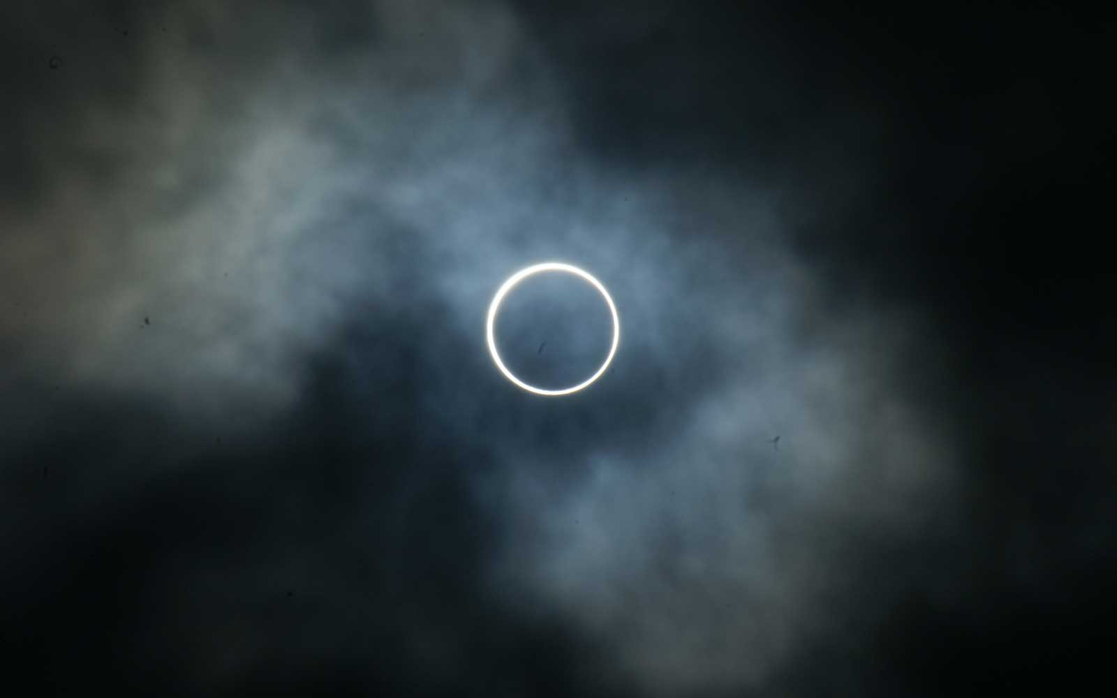 Total Solar Eclipse from 2019
