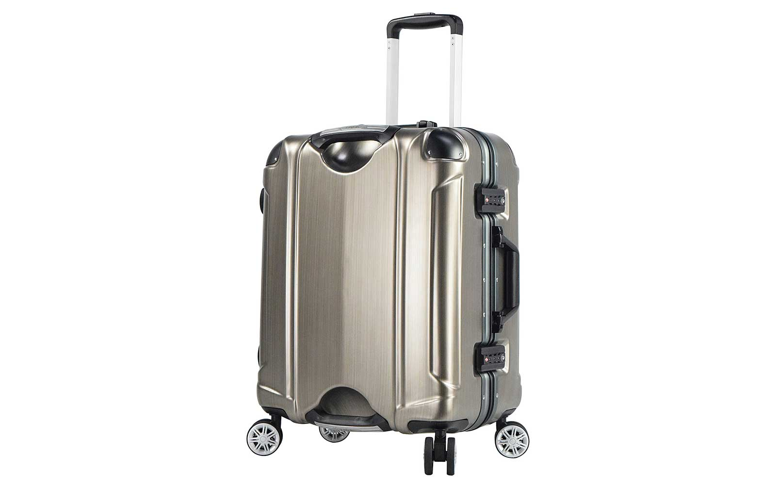 Travelers Club hardshell luggage