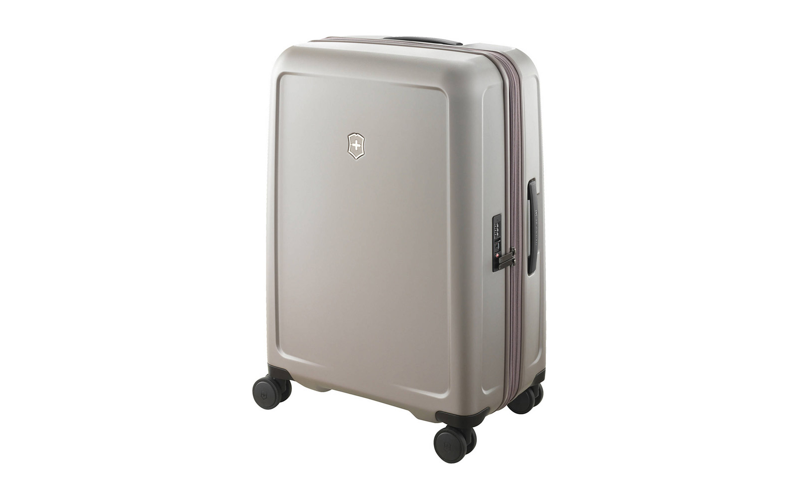 Victorinox Connex Medium Hardside Checked Spinner Luggage
